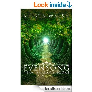 Evensong: Book 1 of The Meratis Trilogy